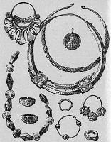 Гривна - ожерелье из драгоценного металла