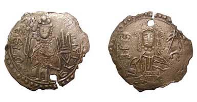 Сребреник - первая русская монета