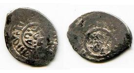 Монета Великого княжества Суздальско-Нижегородского