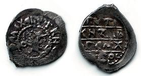 Монета Великого княжества Тверского