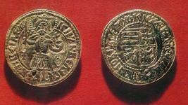 Золотой угорский Ивана III