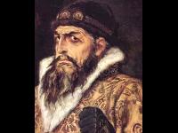 Ivan IV Vasilyevich the terrible (1533-1584)