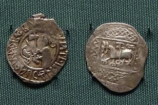 Монеты удельного княжества Можайского
